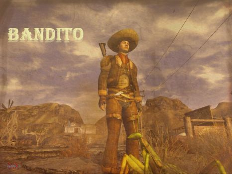 Bandito by bsix112