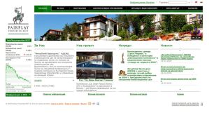 Fairplay Properties Website by design-bg