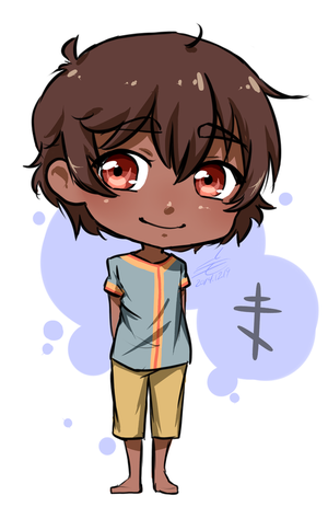 Joe Cheeb by Artifedex