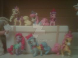 Disney Princess Palace Pets Ponies by AnnieSmith