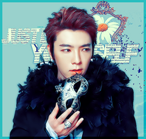 EDIT - Lee Donghae Opera by chazzief