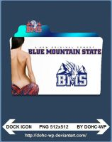 Blue Mountain State Folder by Dohc-WP