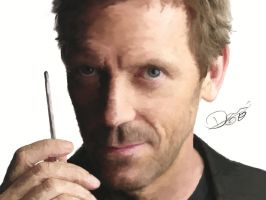 Dr. House by MrIvaD