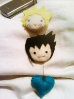 Sasu+Naru CellCharm by UchiMaki-Productions