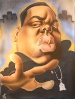 Biggie smalls by TheDrawingdepot