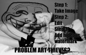 Art Thieves by Mebob