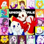 Undertale Group by ExaggeratedReality