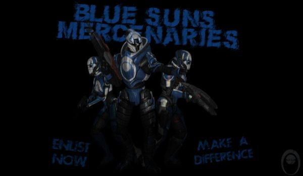 Blue Suns - JOIN US. by Un1t3d4V1ct0ry