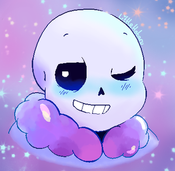 Sans by lilwinry121