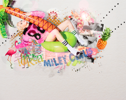 miley by extremelights