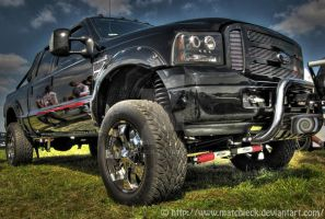 Ford F250 by matchieck