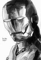 Iron Man by matt123chez