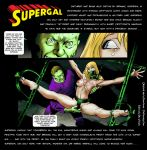 Supergal - S is the symbol of? by DrVillain