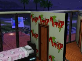 APH Logo on Sims by PanosMC55