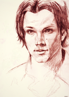 Jared Padalecki by X-Myra-X