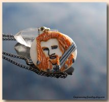 Fili 3D Pendant by FrostedfireKate
