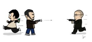 GTA IV Chibi by dm29