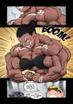 Forbidden Frontiers 86 This is how you hulk up! by Pokkuti