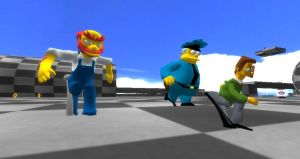 The Diddly Race '97 by TheIransonic