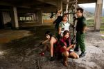 Resident Evil Group Shoot 5 by aiko-mizuno