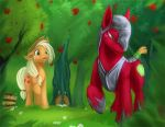 A Final Farewell by Draconic-Archer