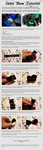 +__ Decorative bow tutorial II by Macabreskiss