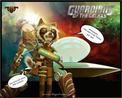 Guardians of the Galaxy by TargetView