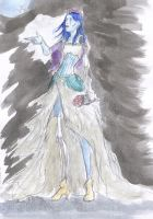 Giftart.4 Corpse Bride by Rainbow-man