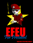Efeu For President by ivy7om