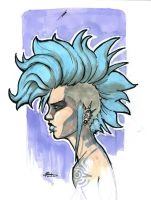 Punk Frost by MetalMike91