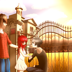 I Don't Want To Leave You Big Brother! by Rokatsu