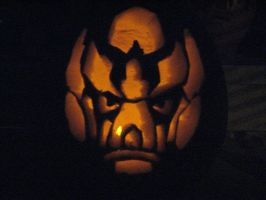 Happy Halloween, Ironhide by Zexion666