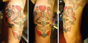Stewed, Screwed, and Tattoo by NateTheKnife