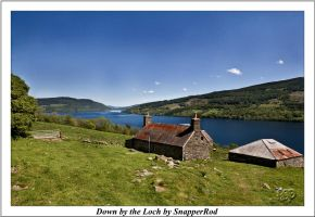 Down by the Loch by SnapperRod