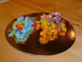 Group of three by Gwendelyn