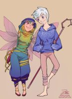 RotG - The Kids Ain't Right by ZOE-Productions