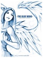 The Blue Wing by dnameless