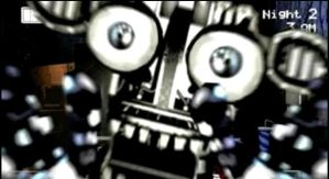Animatronic jumpscare(Read the description people) by kinginbros2011