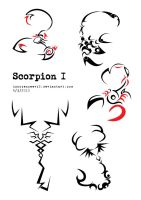 :Scorpion I: by InnocenceEvil