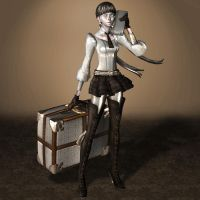 Drakengard 3 Accord by ArmachamCorp