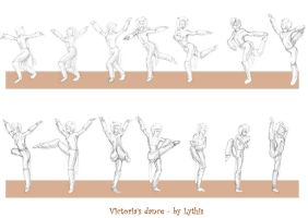 Victoria's dance from cats 01 by lythis57