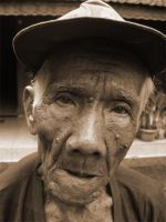 Old Man by vemano88