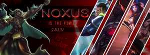 Noxus Is The Power by LICOYO