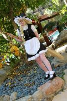 Touhou Project - Marisa by BrianFloresPhoto