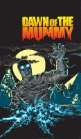 Dawn of the Mummy (color version) by MattMcEver