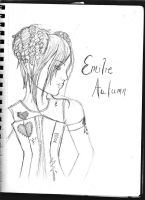 Emilie Autumn by mikilayla09
