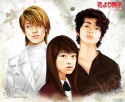 Hana yori Dango by clefchan