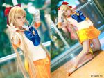 Sailor Venus by sakana