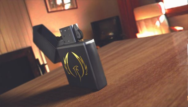 Zippo by AdRoiT-Designs