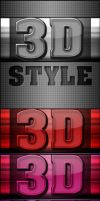 3D style by sonarpos